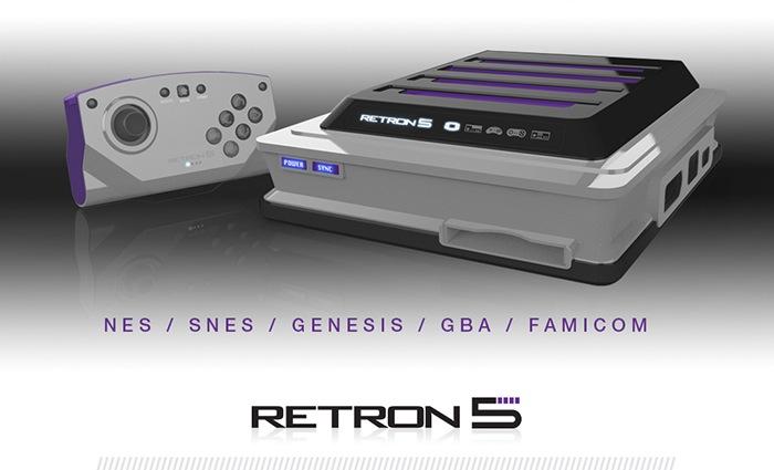 Retron-5-Game-Console